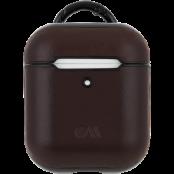 Case-Mate Läder Tobacco Case för AirPods - Brun