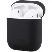 Holdit Silicone Case Airpods - Nygård Black