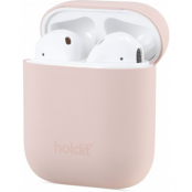 Holdit Silicone Case Airpods Nygård - Blush Pink