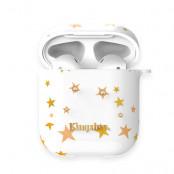 Kingxbar Apple AirPods Case - Stars