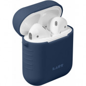 Laut Pod Slim Silicon Case (AirPods) - Blå