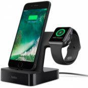 Belkin Powerhouse (Apple Watch/iPhone) - Svart
