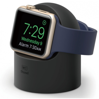 Elago W2 Night Stand (Apple Watch) - Svart