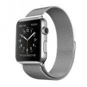 G-CASE Rostfritt Stål Watchband till Apple Watch 42mm - Silver