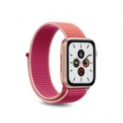 Puro Apple Watch Nylon Band 38-40mm S/M & M/L - Rosa