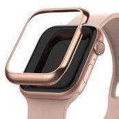 Ringke Bezel Styling Apple Watch 1/2/3 (38 Mm) Glänsande Rosa Guld