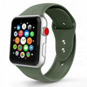 Tech-Protect Smoothband Apple Watch 1/2/3/4/5 (38 / 40Mm) Army Green