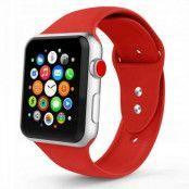 Tech-Protect Smoothband Apple Watch 1/2/3/4/5 (42 / 44Mm) Röd