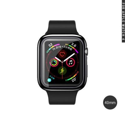 Usams Wrapped TPU Case (Apple Watch 5/4 40 mm) - Röd