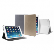Puro Booklet Slim Case (iPad Air 2) - Guld