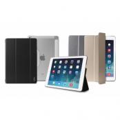 Puro Zeta Slim Case (iPad Air 2) - Svart