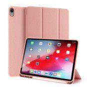 Dux Ducis Domo Tri-Fold Fodral till Apple Ipad Air 4 - Rosa