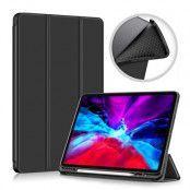 Trolsk Tri-fold Stand Cover (iPad Air 4) - Blå