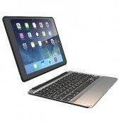 ZAGG Slim Book med tangentbord för iPad Air