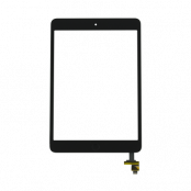 Touch Digitizer Original IC Chip till iPad Mini / Mini 2 - Svart