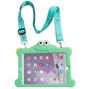 Trolsk Kids Case with strap - Crocodile (iPad mini 4)