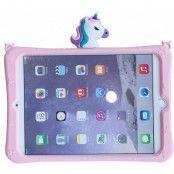 Trolsk Kids Case with strap - Cute Pink Unicorn (iPad mini 4)