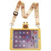 Trolsk Kids Case with strap - Giraffe (iPad mini 4)