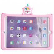 Trolsk Kids Case with strap - Pink Unicorn (iPad mini 4)