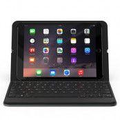 Zagg Messenger med tangentbord till iPad Mini 4 - Svart