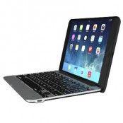 Zagg Slim Book med tangentbord till iPad Mini 4 - Svart