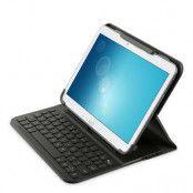 "Belkin Qode Slimstyle Universal Keyboard Case 10"" Andriod/Ios Black"