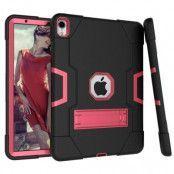 """Stöttåligt Skal med stativ för iPad Pro 11"""" - Svart/Rosa"""