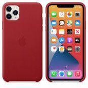 Apple iPhone 11 Pro Max Läderskal Original -