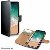 Celly Wallet Case (iPhone 11 Pro Max) - Vit