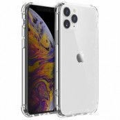 iPhone 11 Pro Max Shockproof Skal TPU Transparent