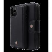 Marvêlle iPhone 11 Pro Max plånboksfodral -Midnight Black