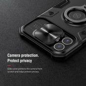 Nillkin CamShield Armor Case (iPhone 11 Pro Max) - Grön