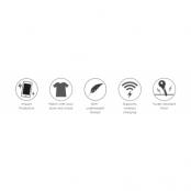 Richmond & Finch Skal för iPhone 11 Pro Max - Black Tar
