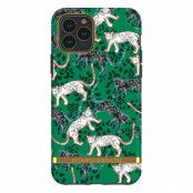 Freedom Case iPhone 11 Pro Green Leopard