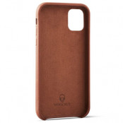 Woolnut Leather Case (iPhone 11 Pro) - Brun