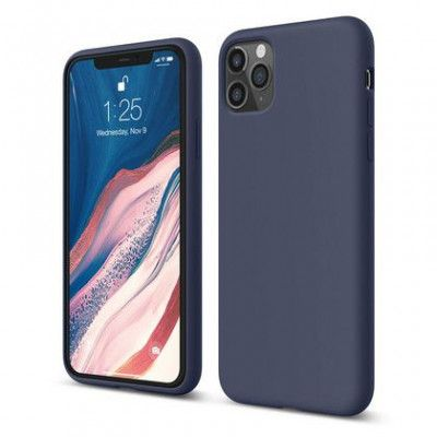 Elago Silicone Case (iPhone 11) - Röd