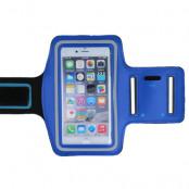 GreenGo Sportarmband (iPhone 11/Xr) - Blå