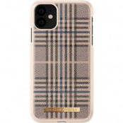 iDeal of Sweden Oxford Case (iPhone 11) - Beige