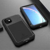 LOVE MEI ShockProof Skal för iPhone 11 - Svart