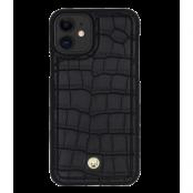 Marvêlle iPhone 11 Magnetiskt Skal -Black Croco