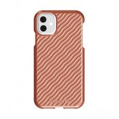 Ocean75 iPhone 11 Skal Ocean Wave Coral Pink