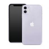 Puro - Nude Skal iPhone 12 Mini - Transparent