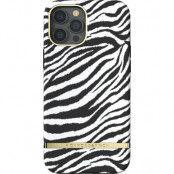 Richmond & Finch Zebra (iPhone 12 mini)