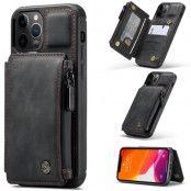 CaseMe Back Case Wallet (iPhone 12 Pro Max) - Blå