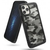 RINGKE Fusion X iPhone 12 & 12 Pro - Camo Black