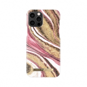 IDEAL FASHION CASE iPhone 12 & 12 Pro COSMIC PINK SWIRL