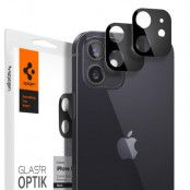 iPhone 12 Optik Lens Protector Black (2-pack)