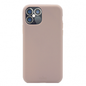 Puro Biodegradable Och Compostable Skal iPhone 12 & 12 Pro - Rosa