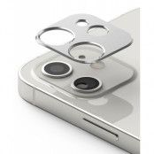 RINGKE Camera Styling iPhone 12 Silver