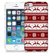 Skal till Apple iPhone 5/5S/SE - Juldekor - Renar